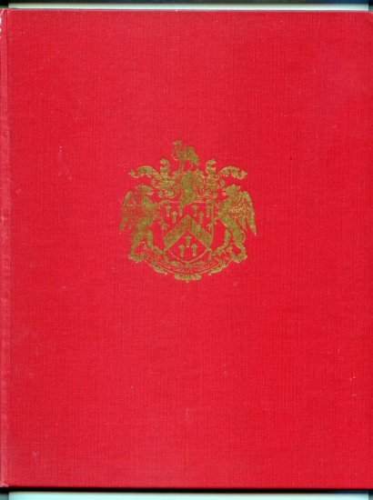 Portrait of Oundle by Oundle School Appeal Committee 1955 R. J. Knight (Introduction), G. Priestman