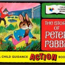 The Story of Peter Rabbit (Motion Book) by A Child Guidance Action Book, June Goldsborough