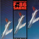 F-86 Sabre (Hardcover) by Lindsay Peacock (History of) Korean Air War Jet