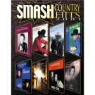 Smash Country Hits 2001 (Sheet Music) Lyrics, Piano (Alan Jackson, George Strait, Garth Brooks)