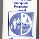 The Best of the Therapeutic Recreation Journal: Aging (Collection of)