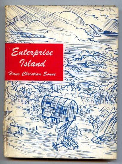 """Enterprise Island: """"Old Joe's Way"""" by Hans Christian Sonne & Wm. Linzee Prescott"""