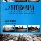 The Smithsonian Institution: A Picture Story of its Buildings, Exhibits and Activities (1964) Gurney