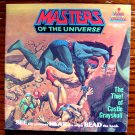 He-Man Masters of the Universe - The Thief of Castle Grayskull (Kid Stuff Book & Tape)