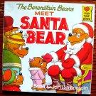 The Berenstain Bears Meet Santa Bear by Stan & Jan Berenstain