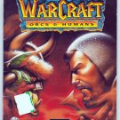 Warcraft : Orcs and Humans Blizzard Entertainment (Video Game Guide/Manual) DOS & MAC
