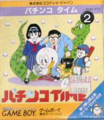 Pachinko Time by Coconuts Japan (DMG-PTJ) Game Boy Cartridge