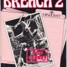 Breach 2 by Mindcraft (PC Video Game Manual)