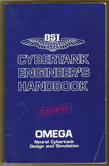 Cybertank Engineer's Handbook Omega Neural Cybertank Design and Simulation (Video Game)