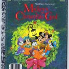 Mickey's Christmas Carol (A Little Golden Book) Walt Disney Productions