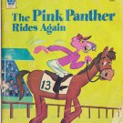 The Pink Panther Rides Again (Whitman 1976) by Kennon Graham B001OSB1GE