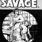 White Savage Comic Book Magazine (Issue No. 1 1970) [Digital]