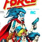 Untold Origin of FemForce Comic Book Magazine Issue No. 1 (1989) [PDF]