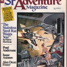 Isaac Asimov's Science Fiction Adventure Magazine (Issue #1, Fall 1978) [PDF}