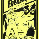 Fem Forever Comic Book Issue #1  1977 Paragon (Character Introduction)  [PDF Digital Download]