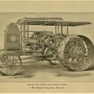 1900-1915 International Harvester (IHC) Mogul Gasoline Tractor 360 Photo View & Specifications Guide