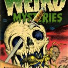 Weird Mysteries Comic Magazine Issue No. 4 (April 1953) [PDF]