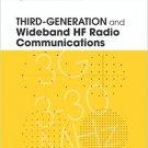 Third-Generation and Wideband HF Radio Communications (Mobile Communications)