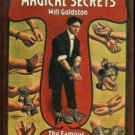Exclusive Magical Secrets by Will Goldston (Dover Edition) [eBook]