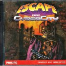 Philips CD-i Disc Interactive Video Game Escape From Cyber City [ISO ROM Download]