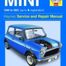 Haynes 0646 Mini (1969 to 2001) Automotive Service and Repair Manual