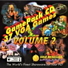 GamePack Volume 2 -  37 Vintage DOS VGA Video Games (PC ROM) [ISO]