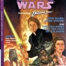 Star Wars Magazine Dark Horse Comics (Issue 1 Vol. 1 October 1992) + Indiana Jones / Dark Empire