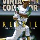 Beckett Vintage Collector Magazine (Nov. 2018) Reggie: The Straw That Stirred Everything