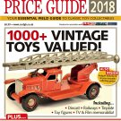 Toy Collectors Price Guide 2018 - Essential Field Guide to Classic Collectibles