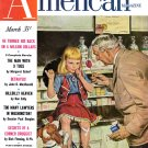 The American Magazine (March 1952) TOO MANY LAWYERS IN WASHINGTON! U. S. Senator Paul H. Douglas