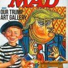 MAD Magazine The MADROPOLITAN Museum of Art Trump Collection 2017 Issue 547 (Oct 2017) Putin