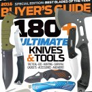 Knives Illustrated Magazine USA - 2016 Full Year Back Issues Collection [Digital]