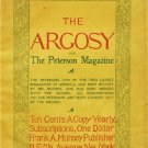 A Queen of Atlantis: Romance of the Caribbean Sea (Argosy Pulp Magazine) by Frank Aubrey (1898)