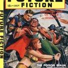 Future Fiction (July 1940) Pulp Novelettes Collection - LIQUID HELL •  Neil R. Jones