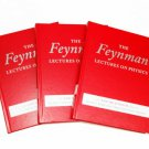 The Feynman Lectures on Physics (3 Volume Set) [eBook]
