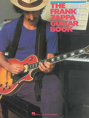 The Frank Zappa Guitar Song Book by Steve Vai - Sheet Music [Digital]