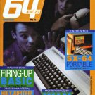 Your 64 & VIC 20 Magazine Issue #1 (1984) Commodore - A Hard Look at the SX-64 Portable