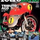 Retro & Classic Bike Enthusiast Magazine (Autumn 2014) Back Issue - MV Agusto 350 Motorcycle