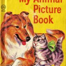 My Animal Picture Book (Rand McNally 1959) by Virginia Hunter, Marge Opitz B000H8AEXI