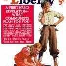 Liberty Magazine May 1936 Vol. 13 No. 21 - Rich Man's Son by Cornelius Vanderbilt Jr.