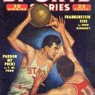 Fifteen Sports Stories Magazine Feb 1952 Vol. 8 #1 - The Frankenstein Five of Gonzaga Basketball