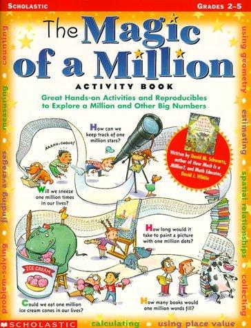 The Magic of a Million Activity Book (Grades 2-5) Kids School [Download & Print]