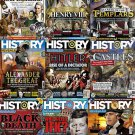 History Revealed Magazine - Full Year 2018 (15 Issue) Complete Collection [Digital]