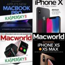 Macworld Magazine USA - Full Year 2018 (12 Issue) Complete Collection [Digital]