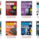 Maximum PC Magazine - Full Year (13 Issue) 2018 Complete Collection [Digital]