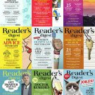 Reader's Digest USA - Full Year Complete (10 Issue) 2018 Collection [Digital]
