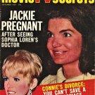 Movie TV Secrets Magazine September 1969 - Jackie Kennedy Pregnant, Johnny Cash [Digital]