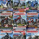 Classic Motorcycle Mechanics Magazine - Full Year Complete (12 Issue) 2018 Collection [Digital]