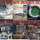 Nuts and Volts Magazine - Full Year Complete (7 Issue)  2018 Collection [Digital]