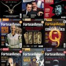 Fortean Times Magazine - Full Year Complete (12 Issue) 2018 Collection [Digital]